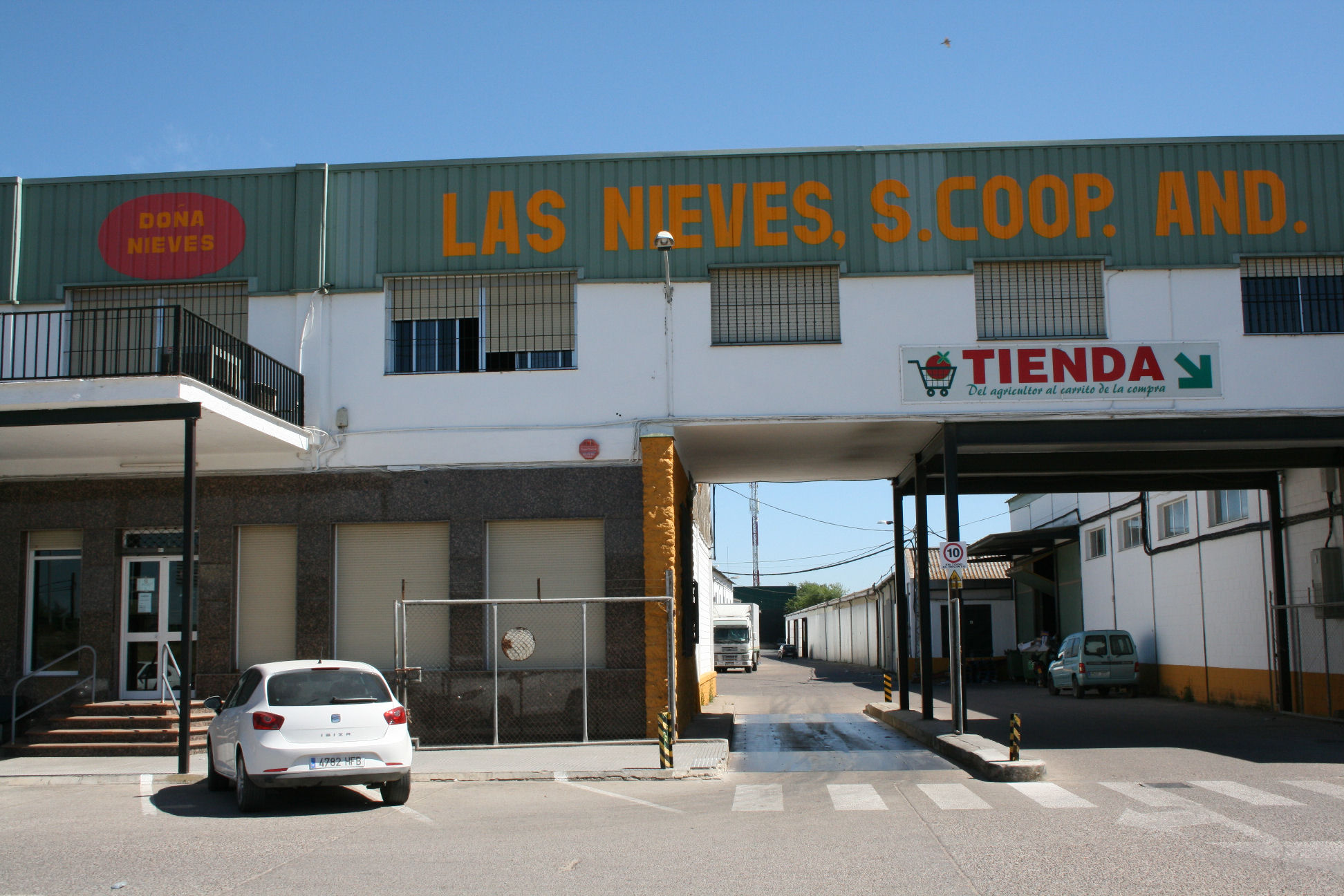 Logo Coop. Las Nieves